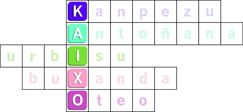 KAIXO Kanpezu